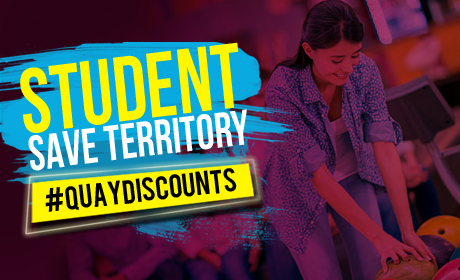 massive student discounts everyday