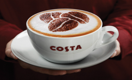Costa Coffee Now Open at ODEON