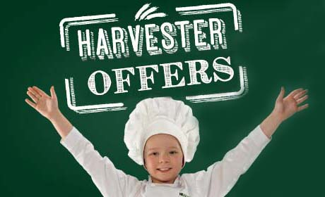 Harvester meal deal