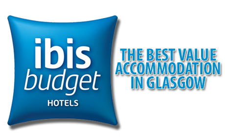 Ibis: the best value hotel in Glasgow!