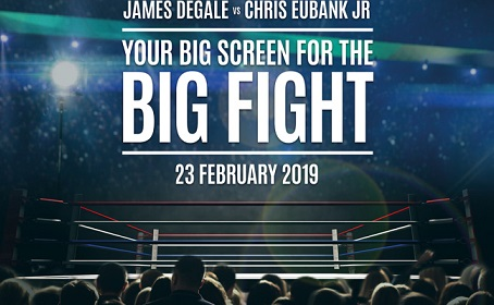James Degale v Chris Eubank Jr