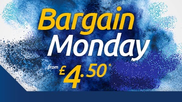 Odeon's Bargain Mondays