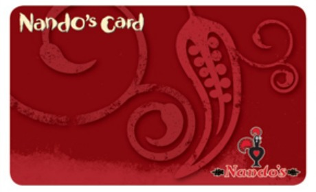 Nando's Card Rewards