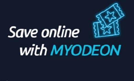 My ODEON online discount