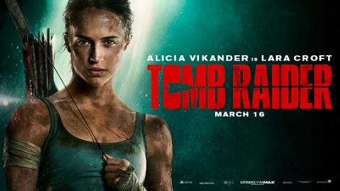 Win a Tomb Raider Merchandise Pack