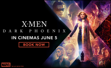 Win an exclusive X-MEN DARK PHOENIX merchandise pack