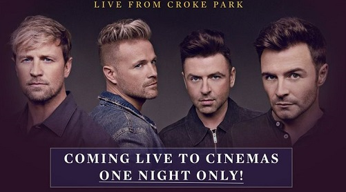 Westlife: The Twenty Tour Live